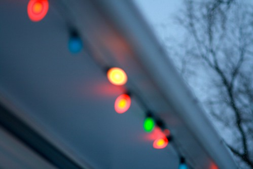 lights (last year)