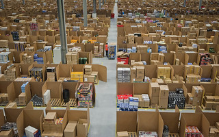 Amazon - official opening