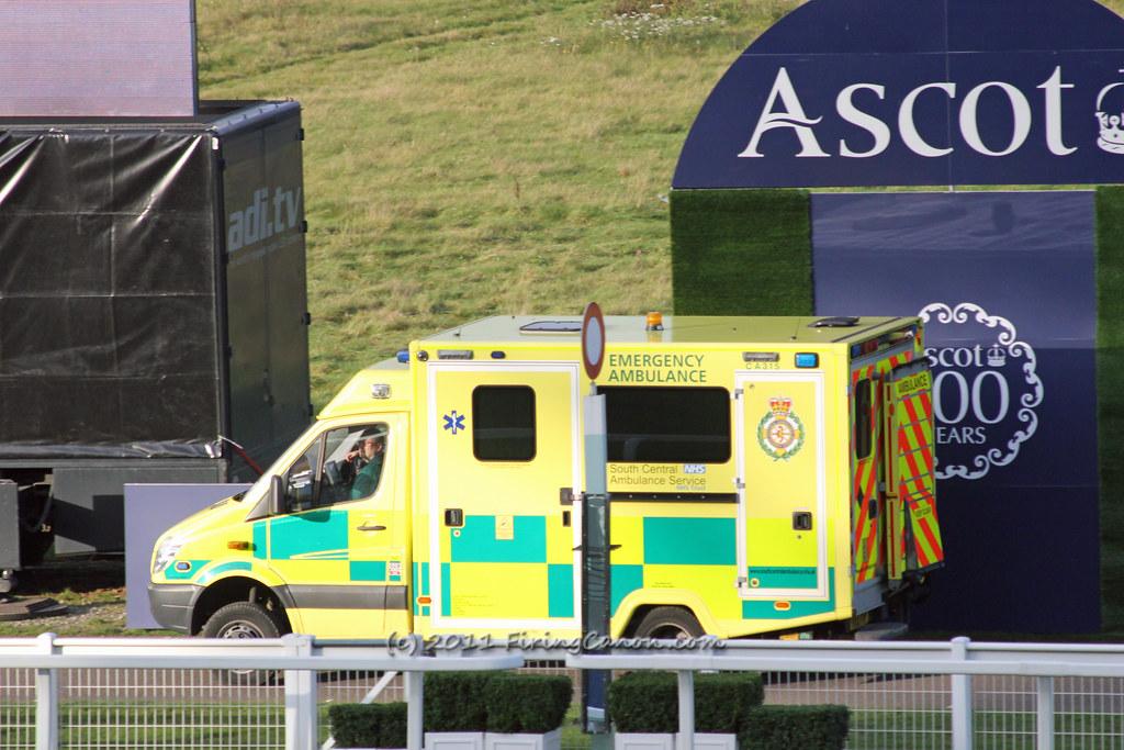 Ascot Emergency Ambulance 1837