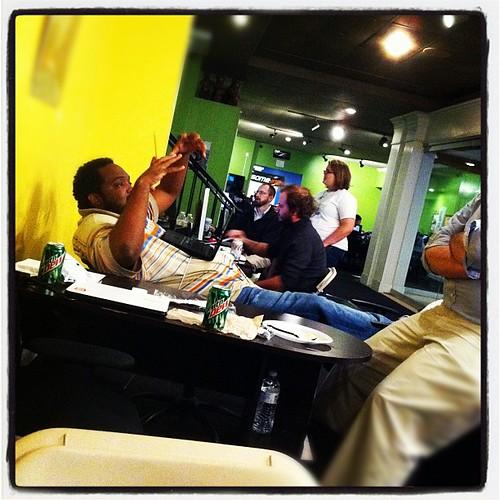 Lamar Talking Shop