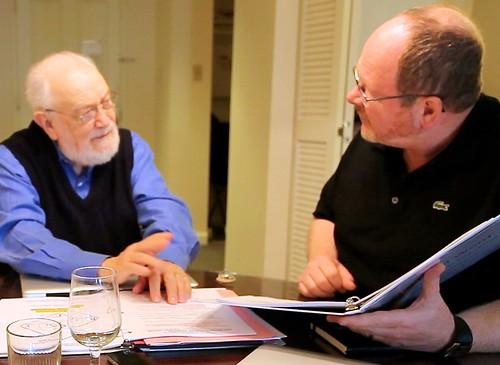 Peter Koestenbaum and Joe Lafferty in Conversation