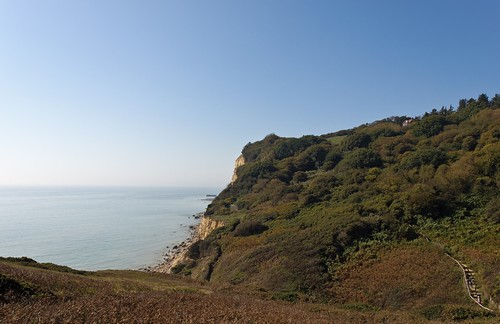 The path near Hastings