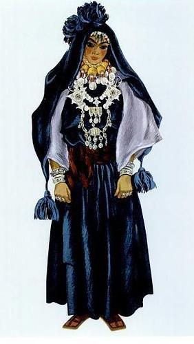 femme d'Issafen