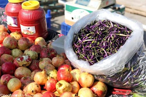 Peppers and Pomegranates, Eğirdir