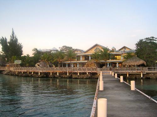mansion view luxury boutique hotel west bay, roatan honduras