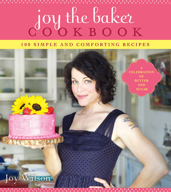joy the baker cookbook!!!