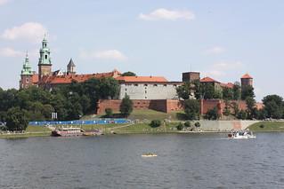 Image of Wawel Castle near Kraków. castle heritage gothic poland krakow wawel unesco worldheritagesite kraków 2009 unescoworldheritage worldheritage wawelcastle royalcastle worldheritagelist unescoworldheritagelist casimiriiithegreat