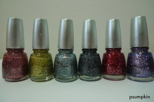 China Glaze Eye Candy Collection