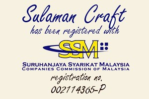 SSM sulaman craft