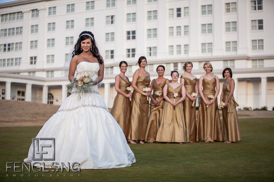 Elizabeth & Greg's Wedding | Hilton Marietta Hotel & Transfiguration Catholic Church | Marietta Atlanta Wedding Photographer