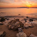Sunset @ home by Carlos Dourado