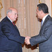 Secretary General Meets with the President of the Dominican Republic