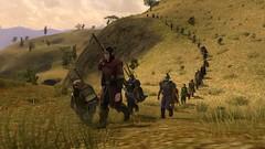 Walking Across the Lone-lands