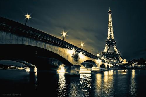 Bord de Seine by Nicolas.M Photographie