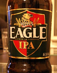 Wells, Eagle IPA, England