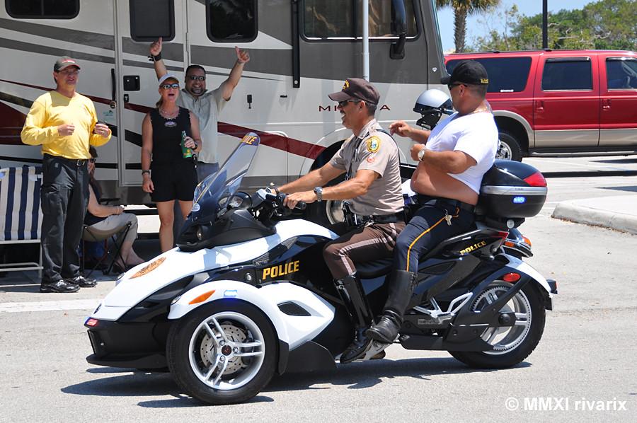 Retractable Motorcycle Training Wheels