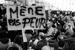 Indignants Demonstration (27) - 15Oct11, Paris (France)