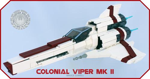 LEGO Colonial Viper