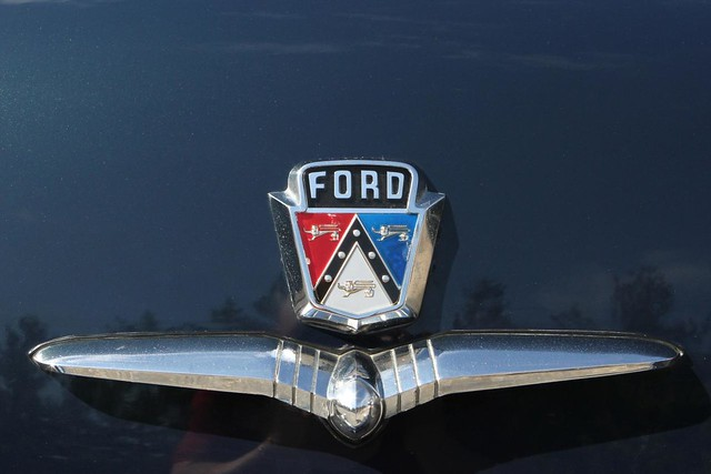 Classic Ford Emblems Decals : Classic ford emblem flickr photo sharing