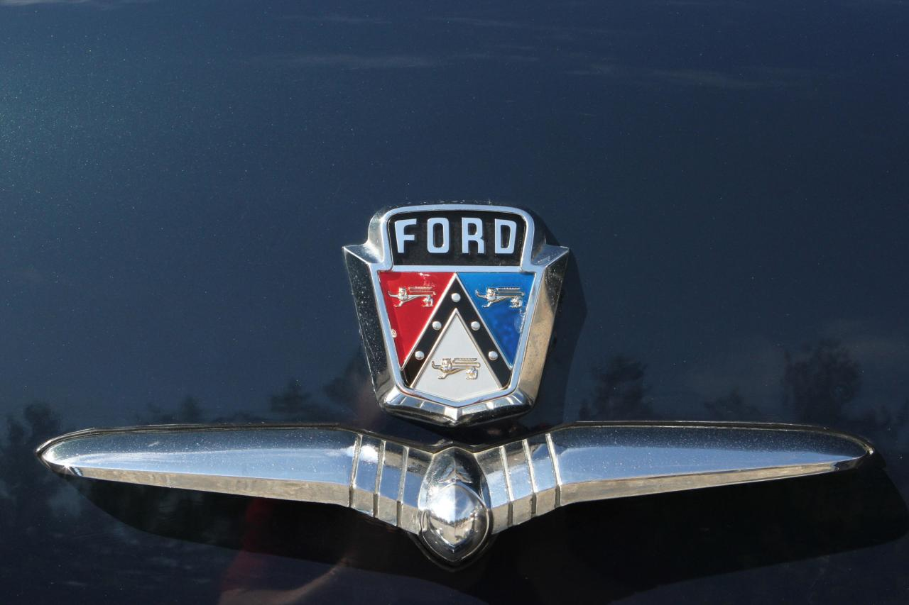 Vintage Ford Decals : Classic ford emblem flickr photo sharing