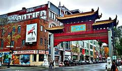 Montreal - china town