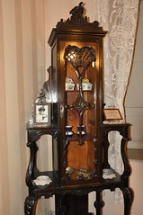 longcase clock(0.0), clock(0.0), cabinetry(0.0), furniture(1.0), wood(1.0), antique(1.0), lighting(1.0),