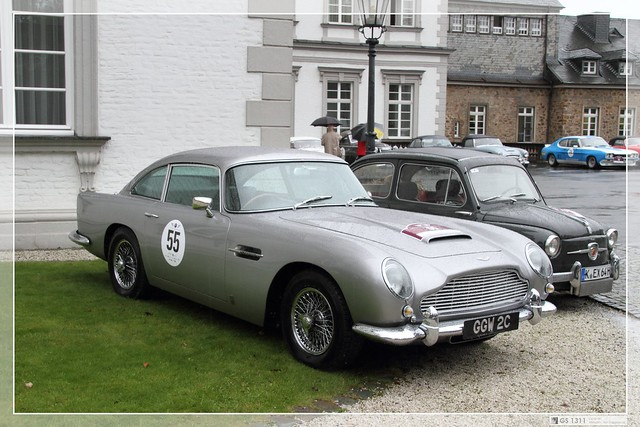 1963 - 1965 Aston Martin DB5 Vantage (01) | Flickr - Photo Sharing!