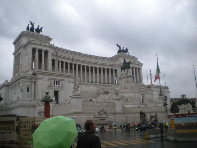 El Monumento a Víctor Manuel II de Roma