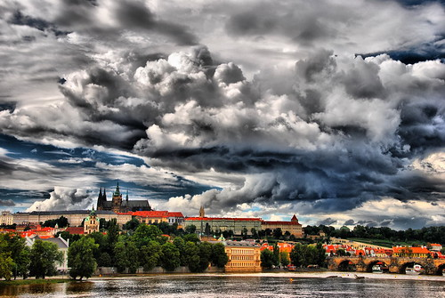 Picturesque Prague (HDR)