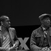 TEDxMidAtlantic 2011 - Gbenga Akinnagbe and Michael K Williams