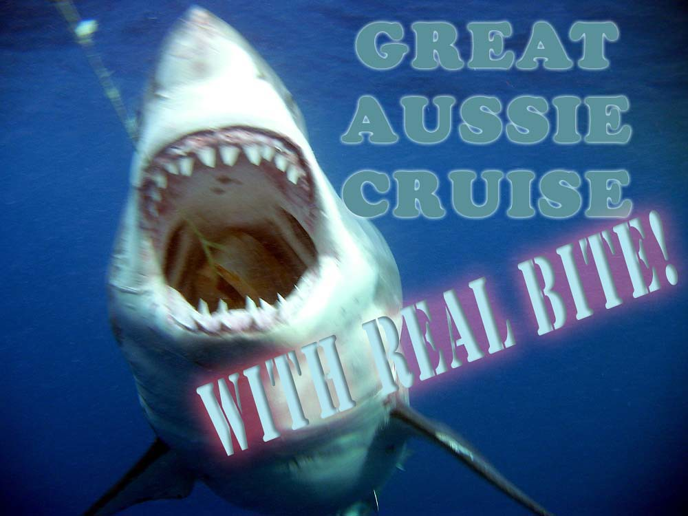 Great Aussie Cruise with Real Bite