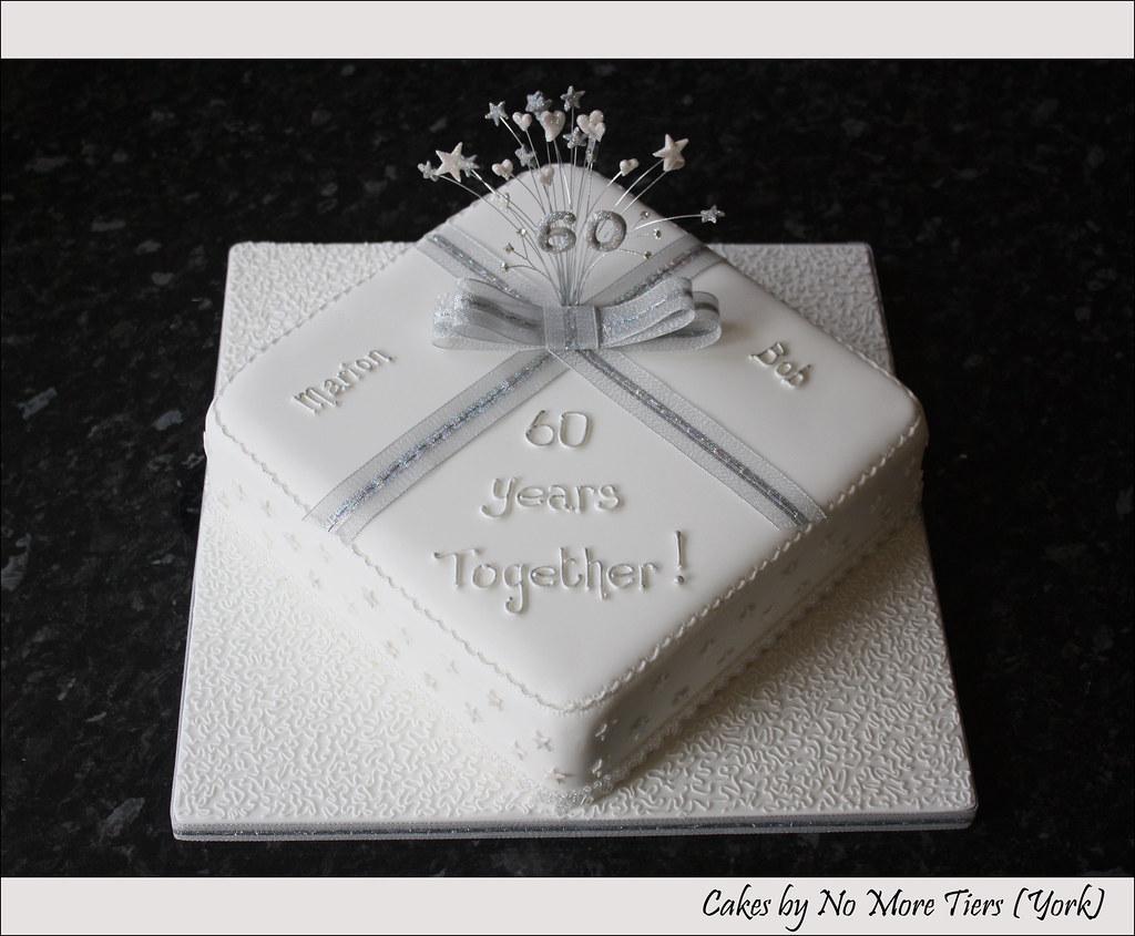 Diamond wedding cake a photo on Flickriver