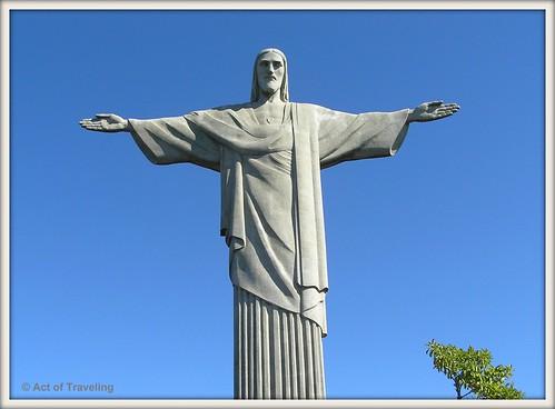Rio de Janeiro - Statue of Christ de Redeemer