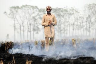 NP India burning 27