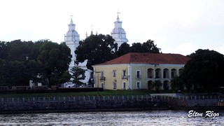 Image of Forte do Castelo near Belém. igrejadasé fortedocastelo flickraward