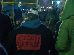 Occupy Detroit Day 25