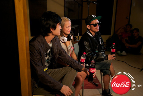 Mobbstarr and Someday Dream Coke Music Studio - 10