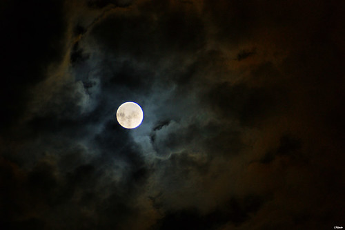 Moon 11-11-11 a las 12:04am