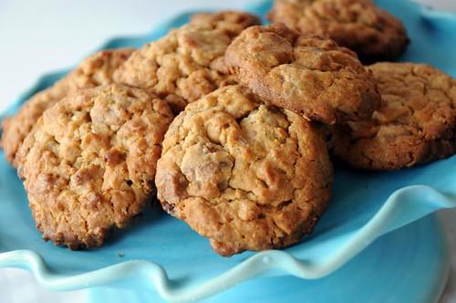 peanutbutteroatmelcookies