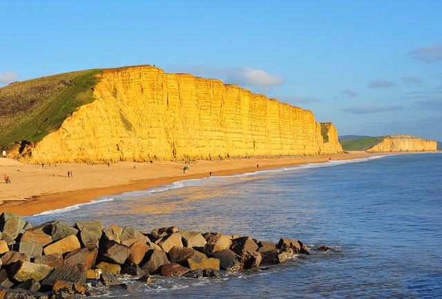 West Bay Cliffs | Flickr - Photo Sharing!