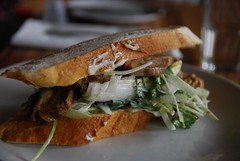 Pork Belly Sandwich - Ilona Staller AUD13.50