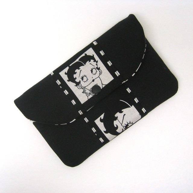 Betty Boop Black and White