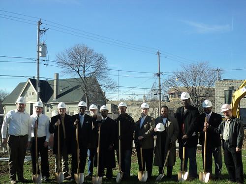 UMCS Phase III Groundbreaking