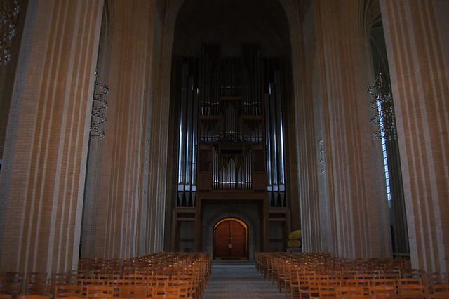 Grundtvigs Kirke - グルントヴィークス教会 - Grundtvig's Church