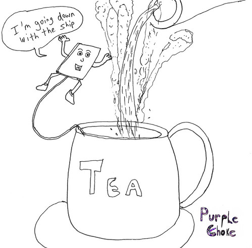 Tea Bag Tag PC
