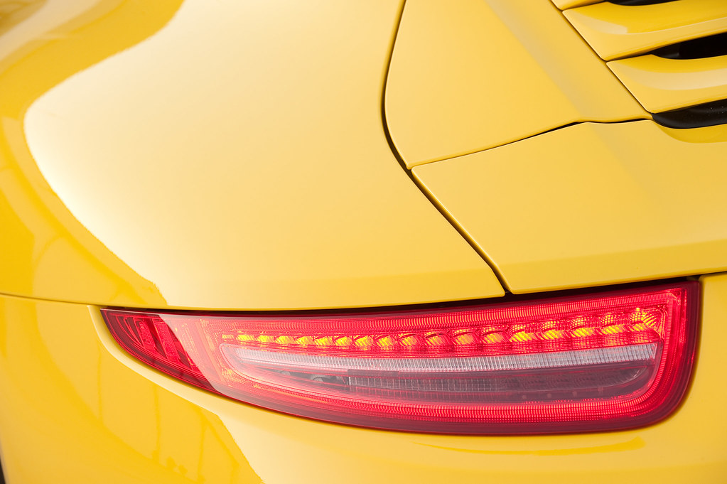 Porsche Carrera S 991 2012