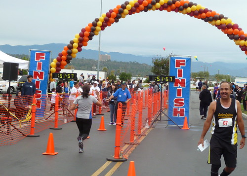 Finishing the 10K