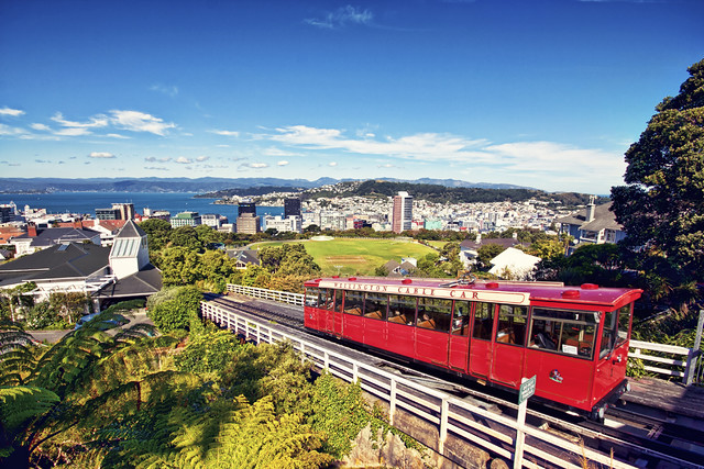 Wellington Cable Car