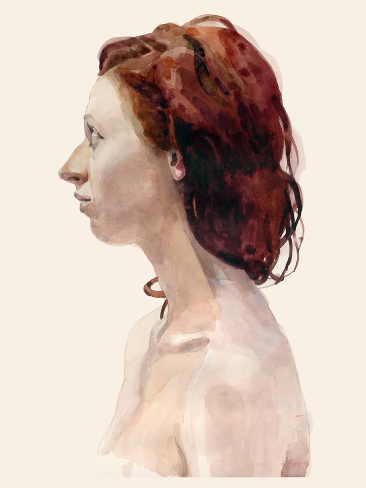 Claire, portrait