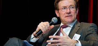 Johan Van Overtveldt hoofdredacteur van Knack
